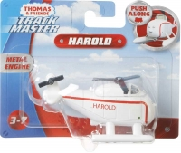 Wholesalers of Thomas Small Push Along Engine - Harold toys image