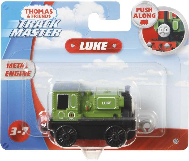 Wholesalers of Thomas Small Push Along Engine - Luke toys