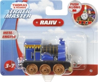 Wholesalers of Thomas Small Push Along Engine - Rajiv toys image