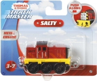 Wholesalers of Thomas Small Push Along Engine - Salty toys image