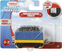 Wholesalers of Thomas Small Push Along Engine - Troublesome Truck toys image