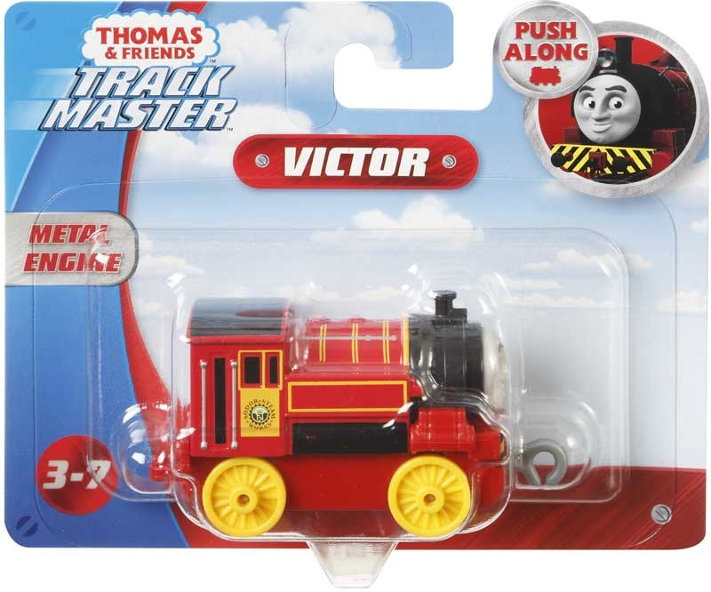Wholesalers of Thomas Small Push Along Engine - Victor toys