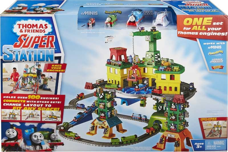 Wholesalers of Thomas Super Station toys