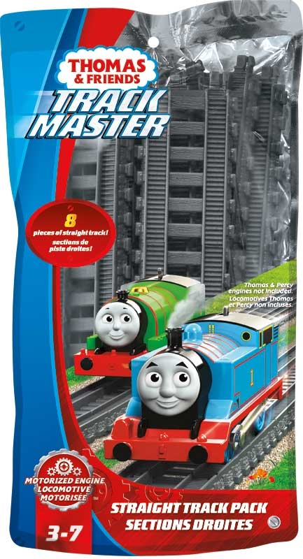 Wholesalers of Thomas Track Pack Asst toys
