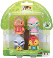 Wholesalers of Timber Tots 4 Figure Pack Character Asst toys image 2