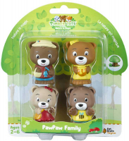 Wholesalers of Timber Tots 4 Figure Pack Character Asst toys image 3