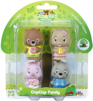 Wholesalers of Timber Tots 4 Figure Pack Character Asst toys image 4