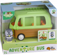 Wholesalers of Timber Tots Adventure Bus With Figures toys image