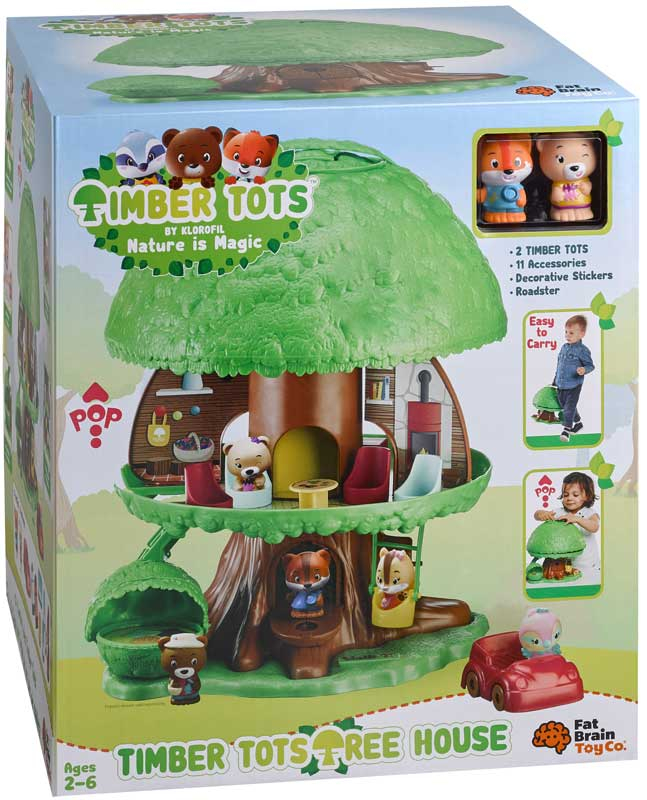 Wholesalers of Timber Tots Magic Tree With Figures toys