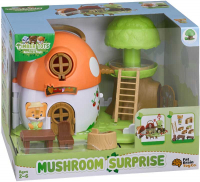 Wholesalers of Timber Tots Mushroom Surprise With Figures toys image