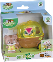 Wholesalers of Timber Tots Side Car With Figures toys image