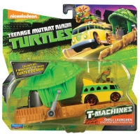 Wholesalers of Tmnt T Machines Shell Launcher toys image