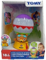 Wholesalers of Tomy Colour Discovery Hot-air Balloon toys image