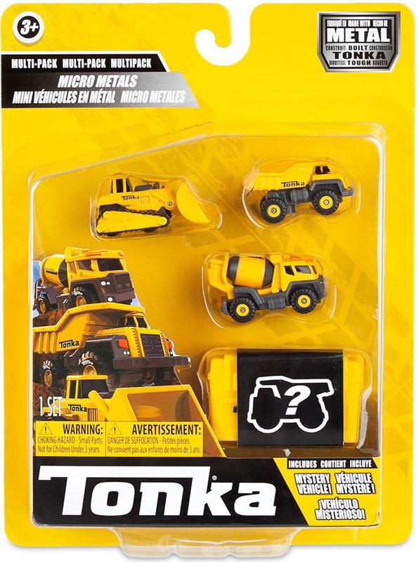Wholesalers of Tonka Micro Metal Asst 1 toys