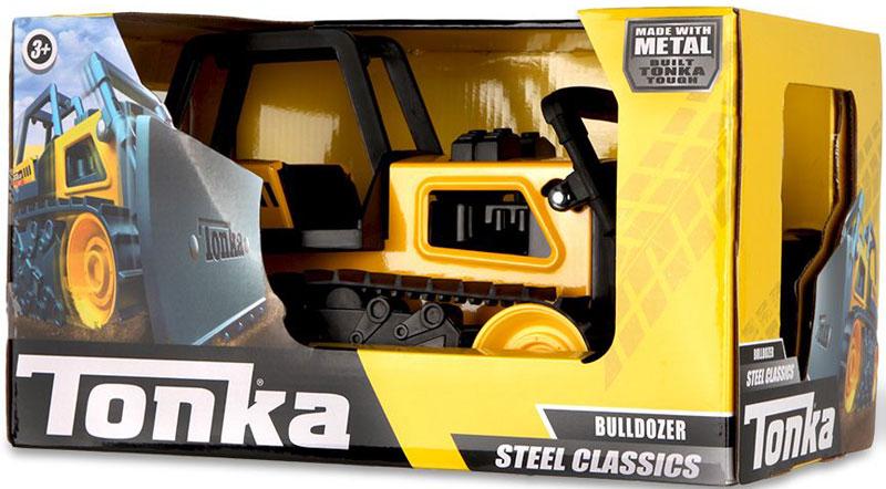 Wholesalers of Tonka Steel Classics - Bulldozer toys