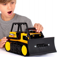 Wholesalers of Tonka Steel Classics - Bulldozer toys image 3