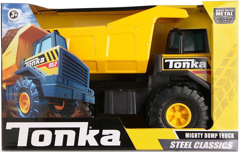 Wholesalers of Tonka Steel Classics - Mighty Dump toys