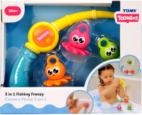 Wholesalers of Toomies 3 In 1 Fishing Frenzy toys image