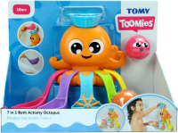 Wholesalers of Toomies 7 In 1 Bath Activity Octopus toys image