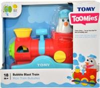 Wholesalers of Toomies Bubble Blast Train toys image