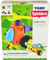 Wholesalers of Toomies Constructables Vehicles toys image