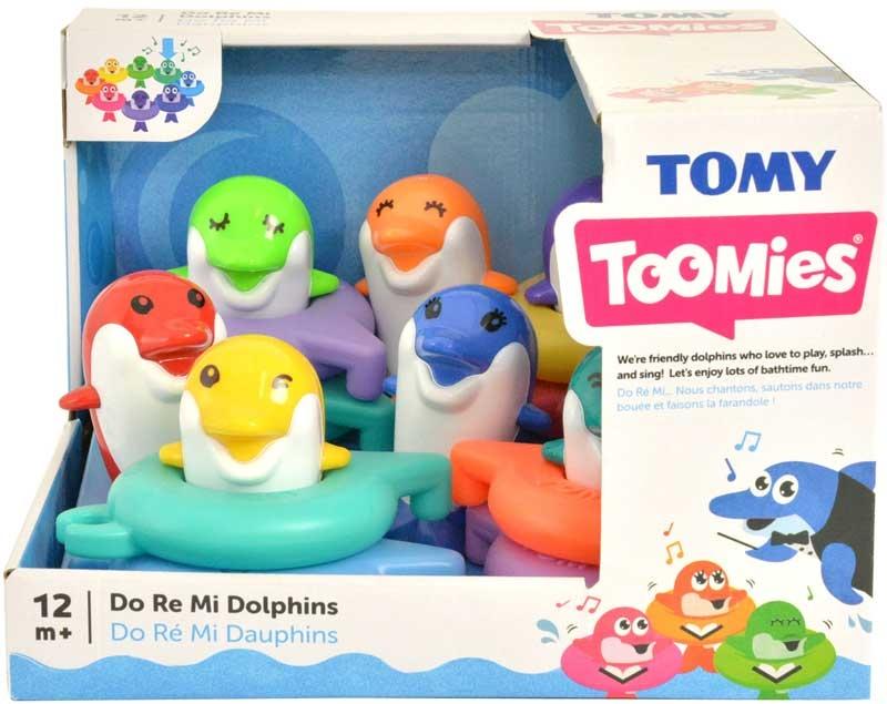 Wholesalers of Toomies Do Rae Mi Dolphins toys