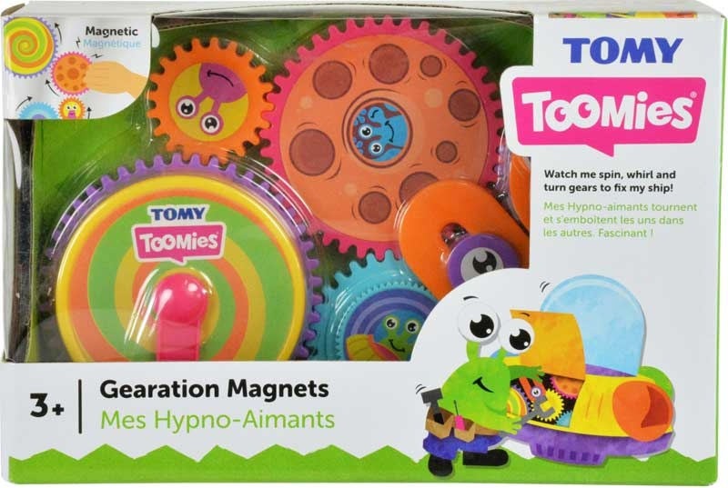 Wholesalers of Toomies Gearation Magnets toys