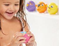 Wholesalers of Toomies Hide And Squeak Bath Squirters toys image 3