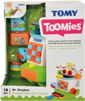 Wholesalers of Toomies Mr Shopbot toys image