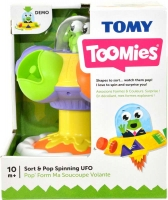 Wholesalers of Toomies Sort And Pop Ufo toys image