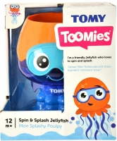 Wholesalers of Toomies Spin And Splash Jellyfish toys image