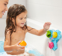Wholesalers of Toomies Spin And Splash Octopals toys image 3