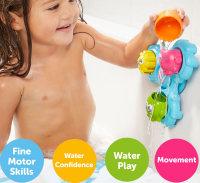 Wholesalers of Toomies Spin And Splash Octopals toys image 4