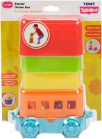 Wholesalers of Toomies Stacker Decker Bus toys image