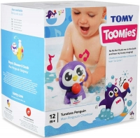 Wholesalers of Toomies Tuneless Penguin toys image