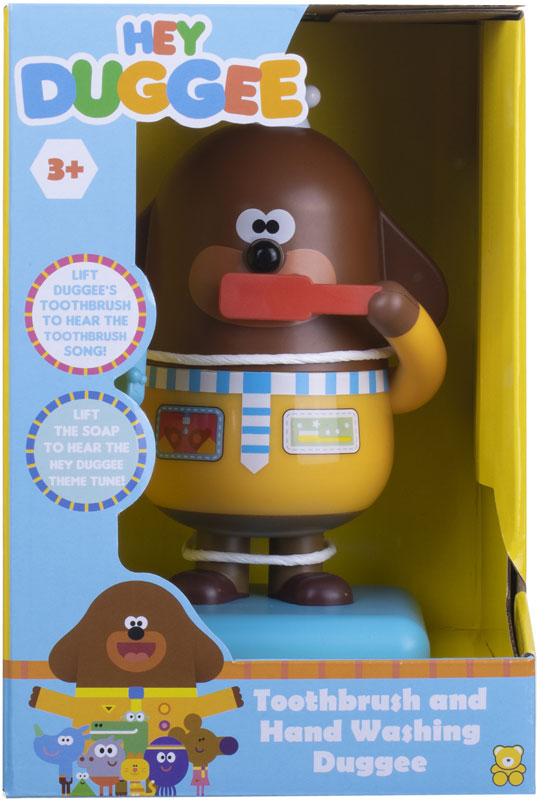 Wholesalers of Toothbrush And Handwashing Time With Duggee toys