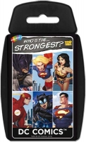 Wholesalers of Top Trumps - Dc Superheroes toys image