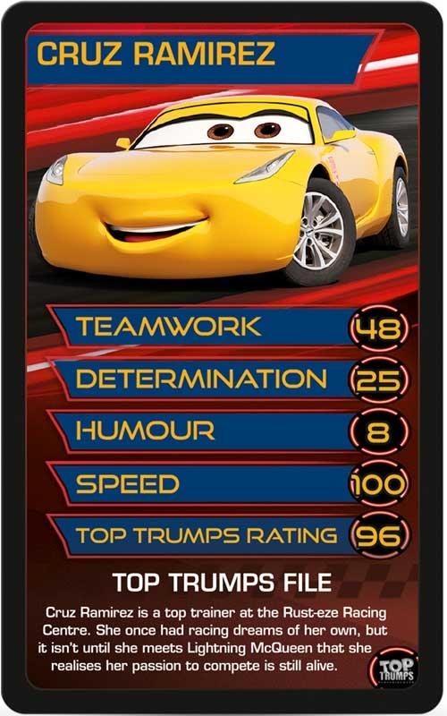 Top Trumps Disney Cars Wholesale - Sports cars top trumps
