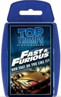 Wholesalers of Top Trumps - Fast & Furious toys image