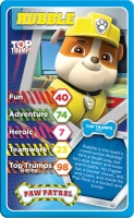 Wholesalers of Top Trumps - Paw Patrol toys image 2