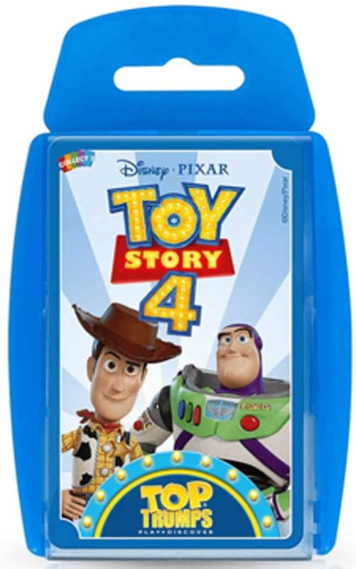 Wholesalers of Top Trumps - Toy Story 4 toys