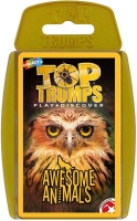 Wholesalers of Top Trumps Awesome Animals toys image