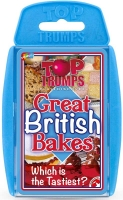 Wholesalers of Top Trumps British Bakes toys Tmb