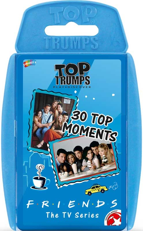 Wholesalers of Top Trumps Friends toys