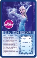 Wholesalers of Top Trumps Frozen Moments toys image 2