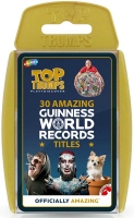 Wholesalers of Top Trumps Guiness World Records toys image
