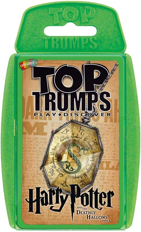Wholesalers of Top Trumps Harry Potter And The Deathly Hallows 1 toys