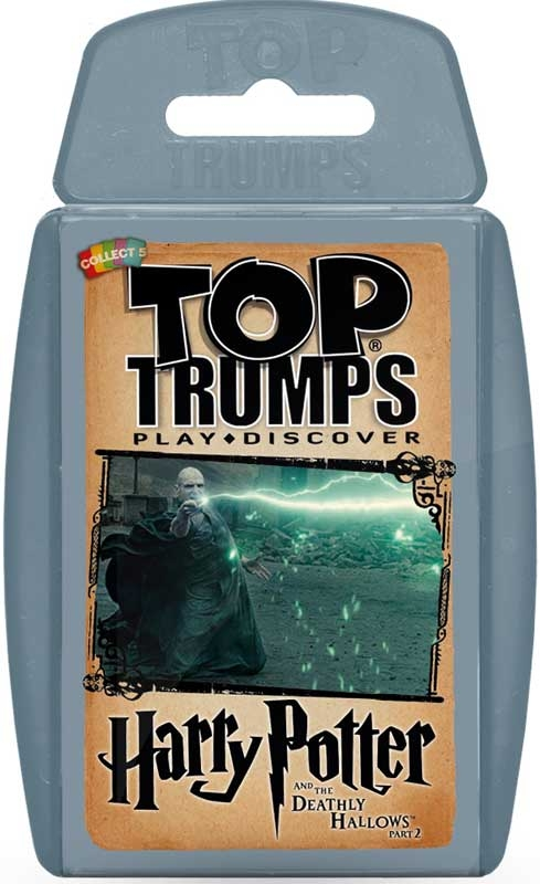 Wholesalers of Top Trumps Harry Potter And The Deathly Hallows 2 toys