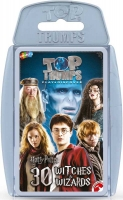 Wholesalers of Top Trumps Harry Potter Top 30 Witches & Wizards toys image