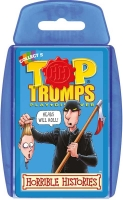 Wholesalers of Top Trumps Horrible Histories toys image